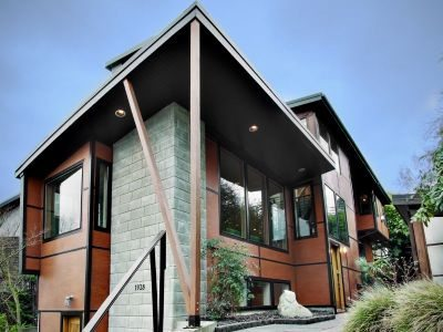 Updated Modern '50s Capitol Hill Home