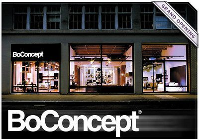 BoConcept Party Thursday Night 7-10pm