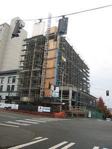 The Alex in Belltown Confirmed Going Condo