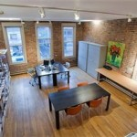 Exposed Brick Pioneer Square Loft