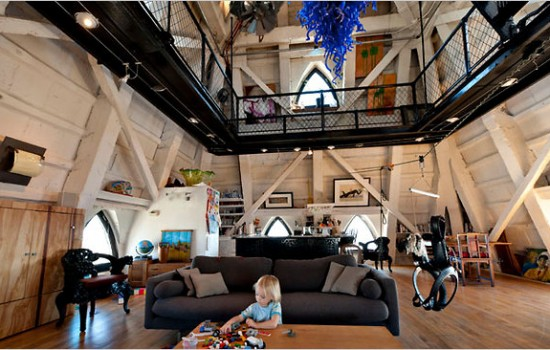 Smith Tower Penthouse Featured in NYT Slideshow
