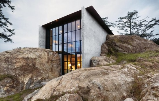 Kundig Getaway Featured in NYT