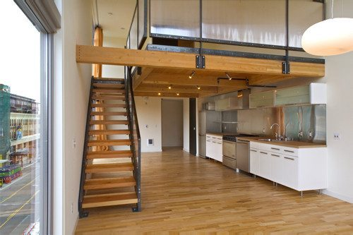 Large One-Bedroom Loft-y Capitol Hill Rentals