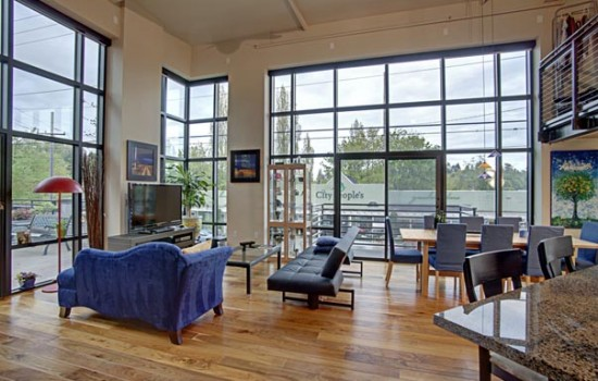 Shopping for a Loft? Two Just Listed