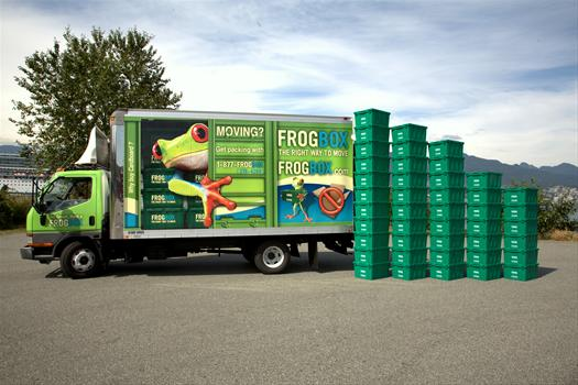 truck image Make Your Move With FROGBOX