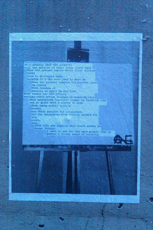 Alleys of Seattle - Alley Poetry