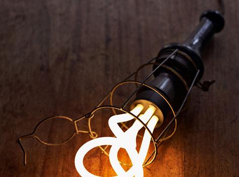 FOUND: Designer CFL Lightbulbs