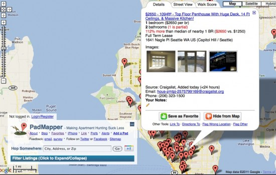 Apartment Hunt: Online Search Tools and Sites