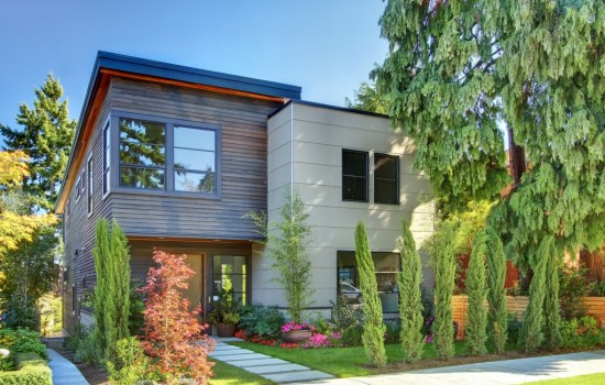 New(ish) Northwest Contemporary in Madison Park