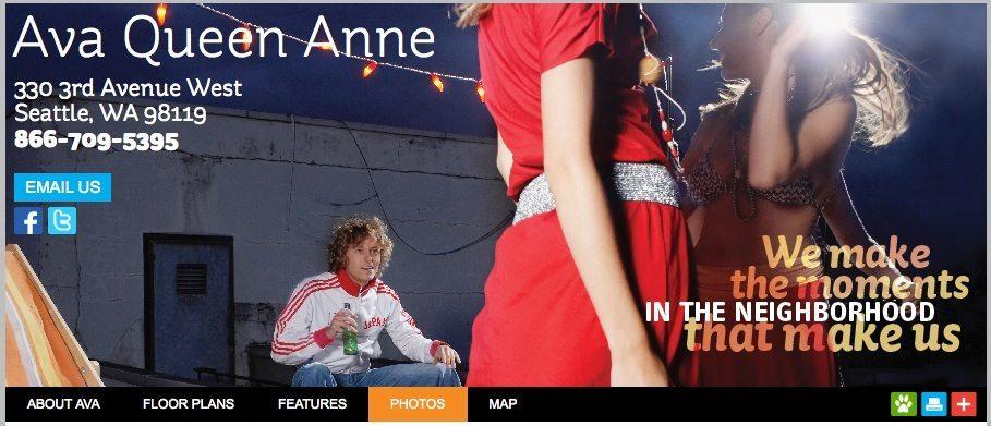 AVA Queen Anne