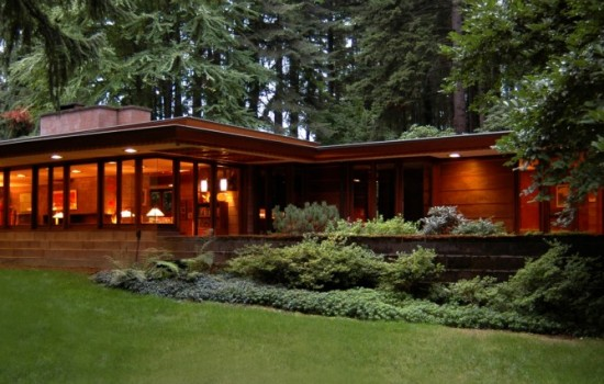 Frank Lloyd Wright in Sammamish
