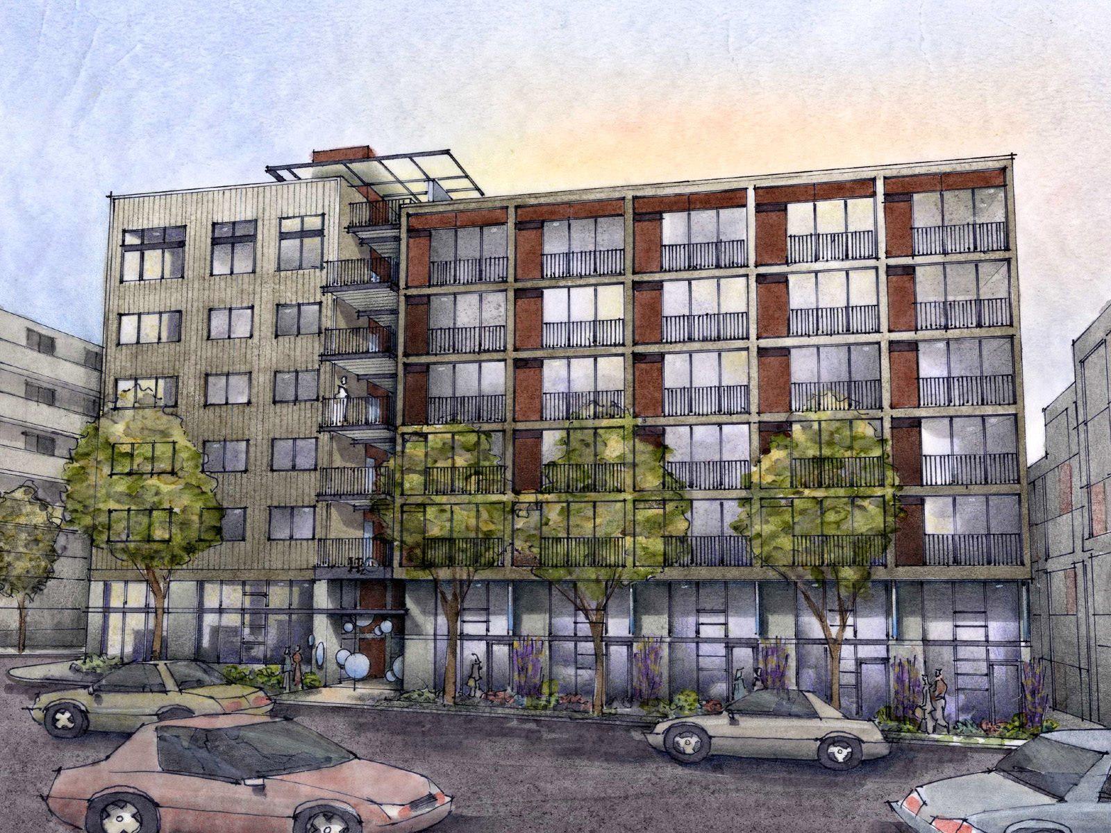 H2O Apts Breaks Ground, Targets LEED-H Gold