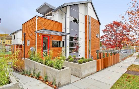 Columbia City Built Green Homes
