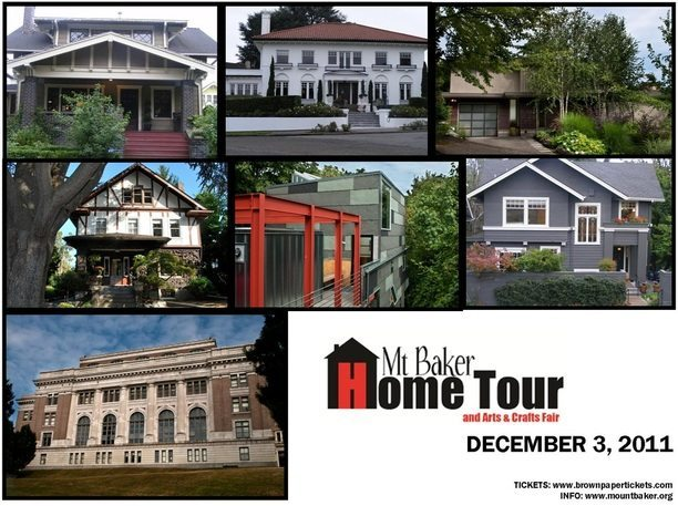 mtbaker Home Tours for the Holidays | Dec 3