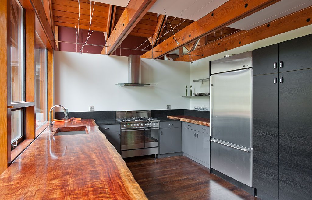 Portage Bay Mid-Century w/Carriage House