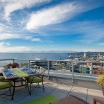 Concord Penthouse: Views, Hot Tub & Animal Skins