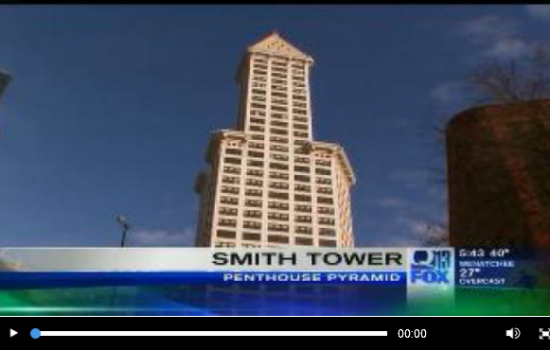 Video Tour of the Smith Tower's Penthouse