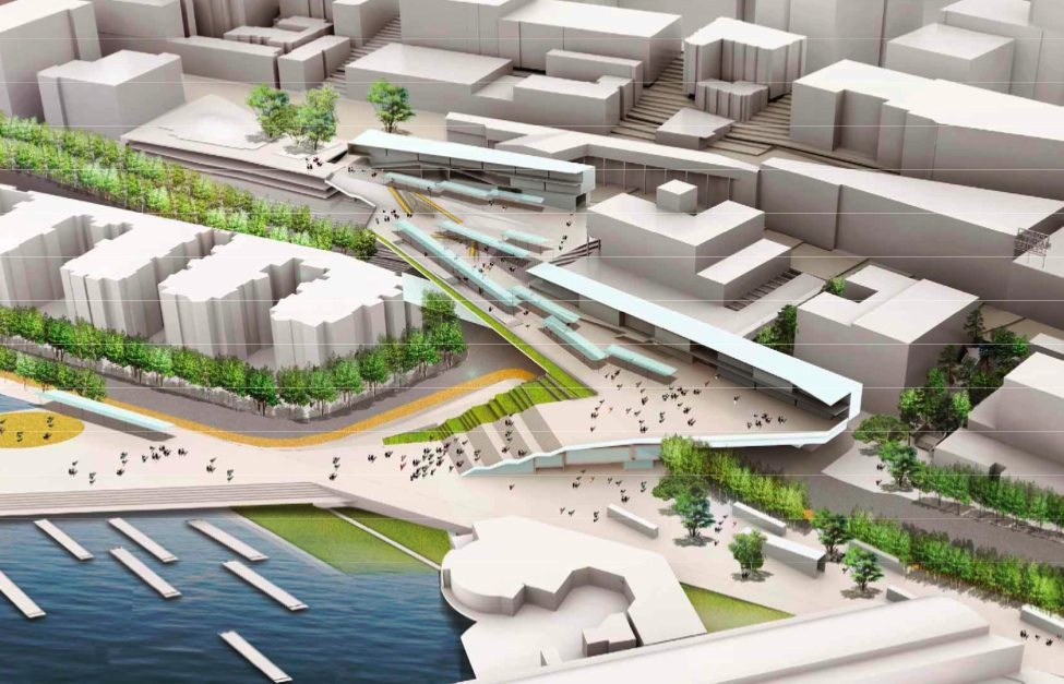 stepdown Notes on the Seattle Waterfront Plan