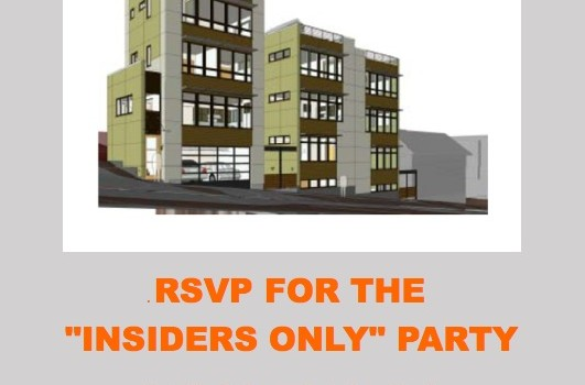 "Howell Street Lofts ""Insiders Only"" Party 