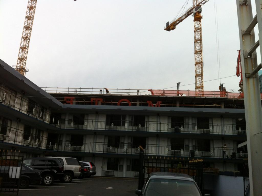 Via6 Apartments Jan 2012