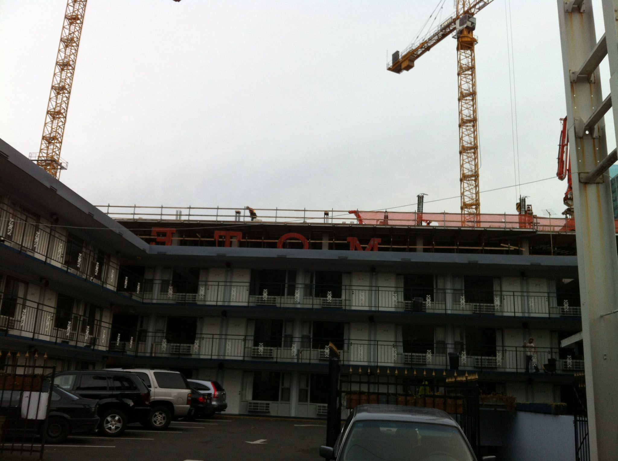 Only 19 Stories Left to Build at 6th & Lenora