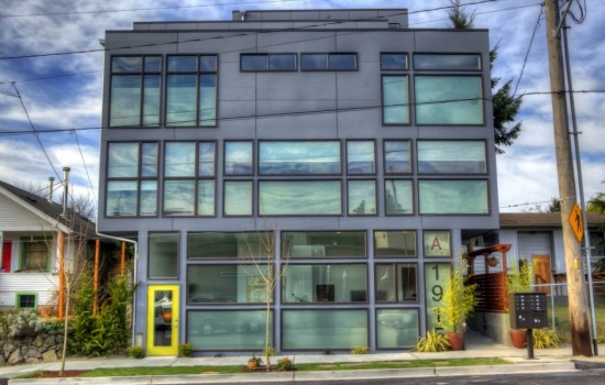 Mount Baker Modern Townhouse Lofts