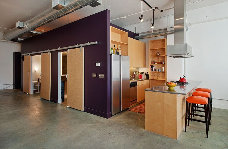 Banner building loft urban living for Questions to ask a builder when buying a new home