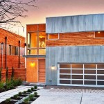 Pair of Mount Baker Contemporary Built Greens