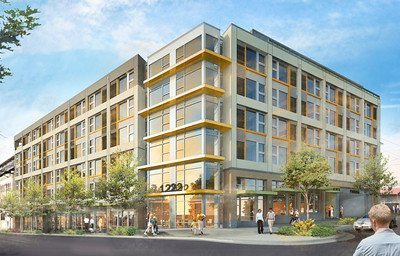 First Look: Citizen Apartments on Capitol  Hill