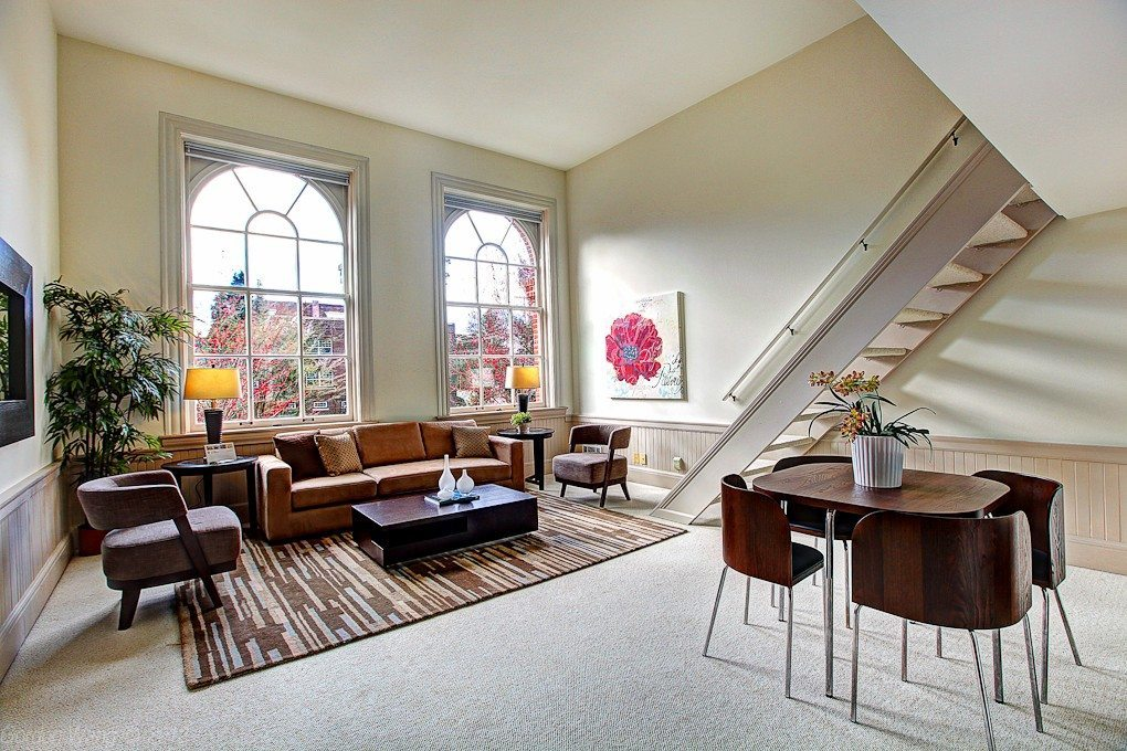 West Queen Anne High Loft For $200k