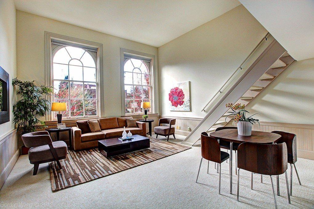 West Queen Anne High Loft For $200k