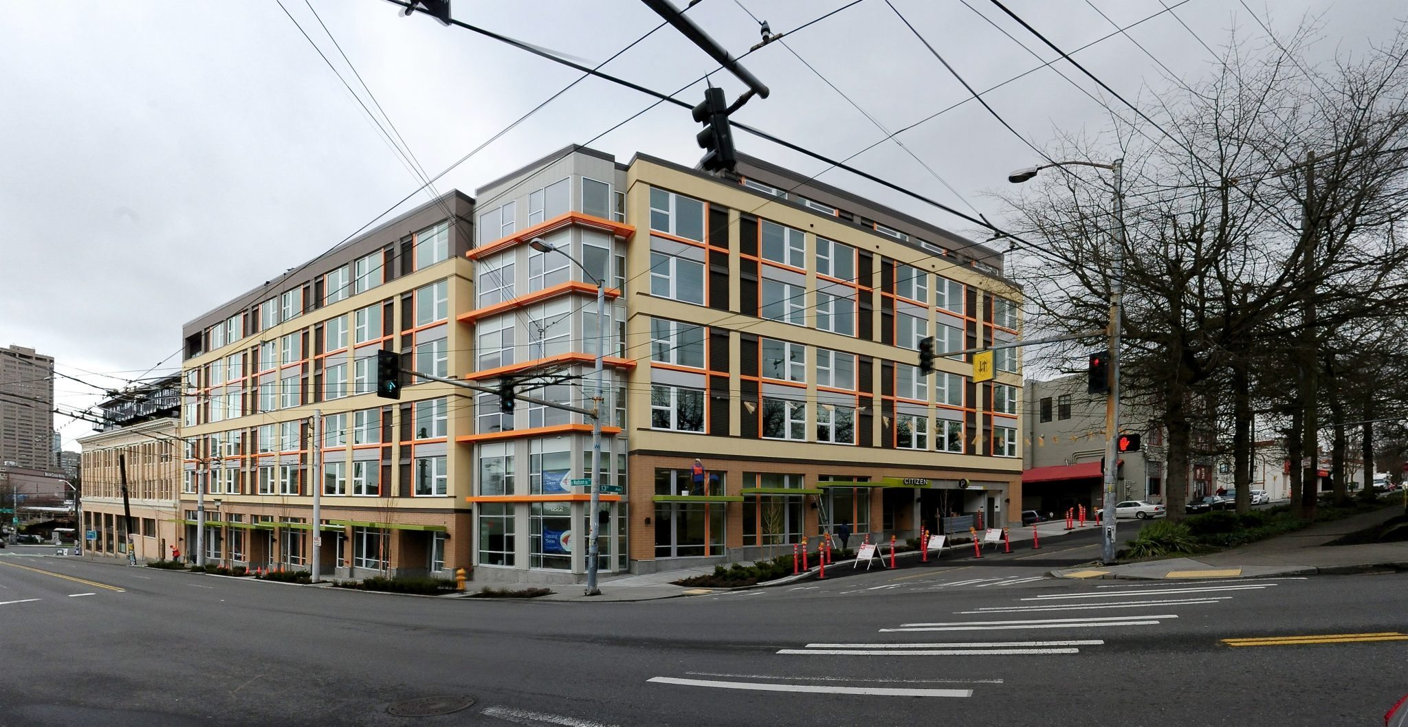 WALLACE PROPERTIES COMPLETES CONSTRUCTION OF CAPITOL HILL APARTMENT COMPLEX  Citizen Built To Achieve LEED Silver Certification. SEATTLE ...