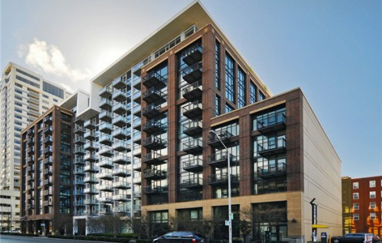 The Gallery Condominiums is one of Belltowns newest condominium