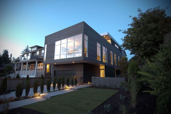 3208 44th ave w Modern GREEN Magnolia Open House This Weekend