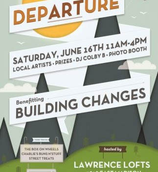 Lawrence Lofts to Host the DepARTure