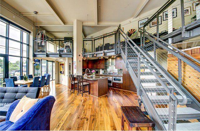 Industrial Madison Park Loft For Sale Urbnlivn