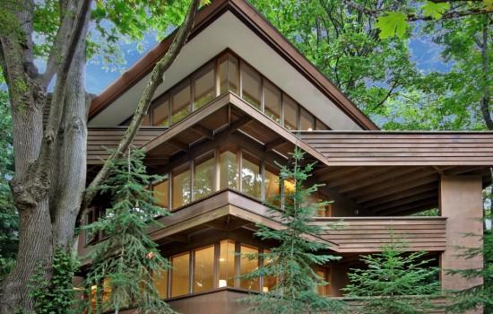 Milton Stricker's Personal Residence