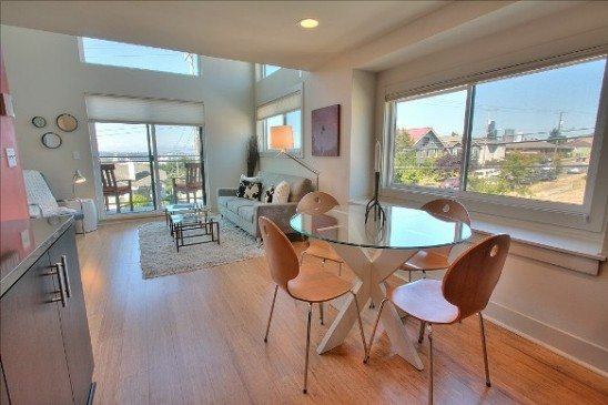 Beacon2 Short Sale at Veer Lofts & A Beacon Hill Townhouse