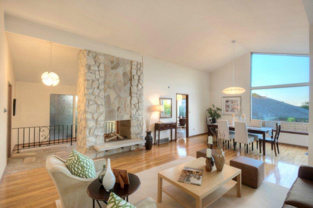 Magnolia Mid-Century Modern Home