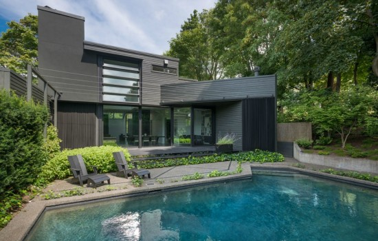 Tom Kundig North Capitol Hill Home