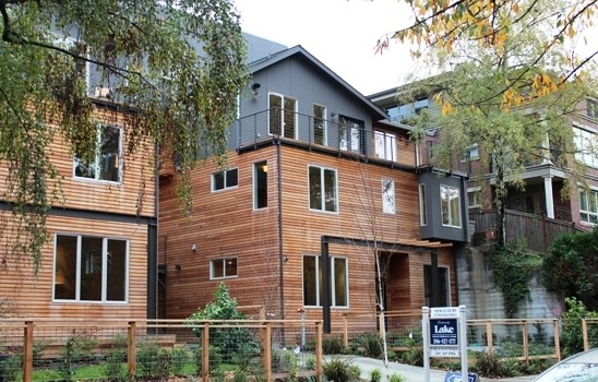 Capitol Hill Listing Lives Up to Luxury Language