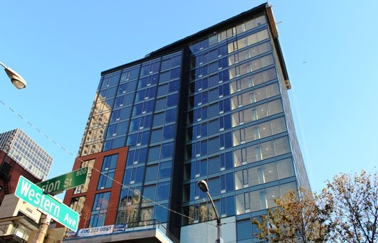 New Post Apartments Deliver Modern Living to Pioneer Square