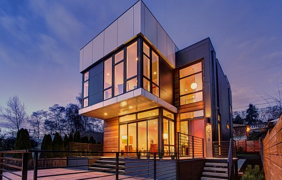 Stunning New Modern in Bryant