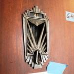 Original Art Deco hardware