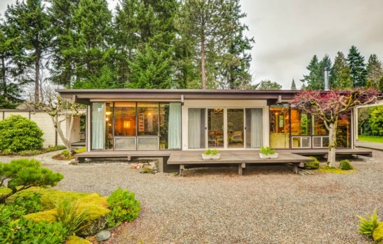 Mid-Century Mania on Mercer Island and in Magnolia