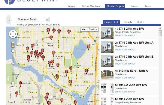 blueprintcap.com is a website from Blueprint, a Seattle construction lender.