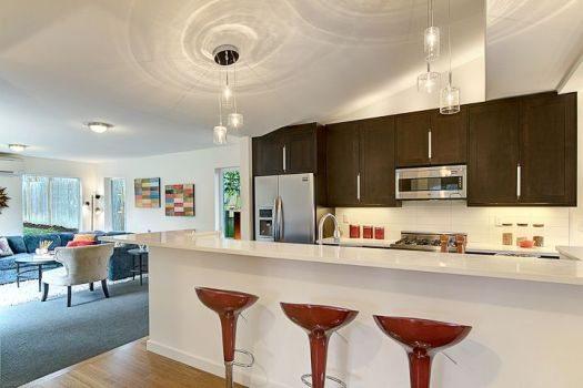 Main Kitchen - After
