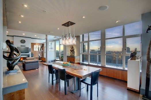 Penthouse at the Meridian Relists with Lower Price