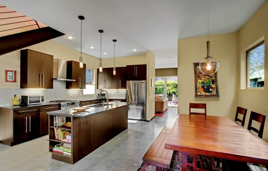 "Central Seattle ""Green-built Modern Farmhouse"""