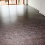 Wood flooring throughout the units